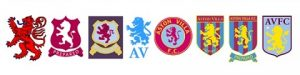 Aston Villa Badge History
